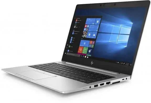 HP Elitebook 840 G6 sivusta