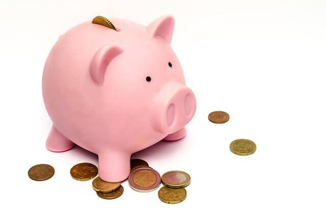 Säästää rahaa taloudelliseen puskuriin